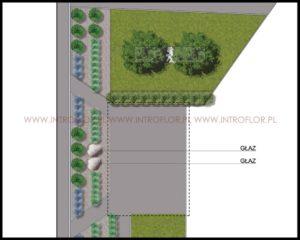 projekt nowoczesnego ogrodu pod Krakowem